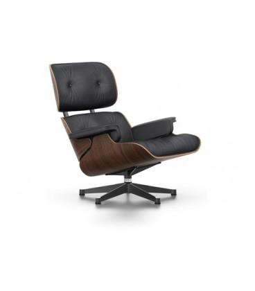 Lounge Chair. Nogal Pigmentado Negro