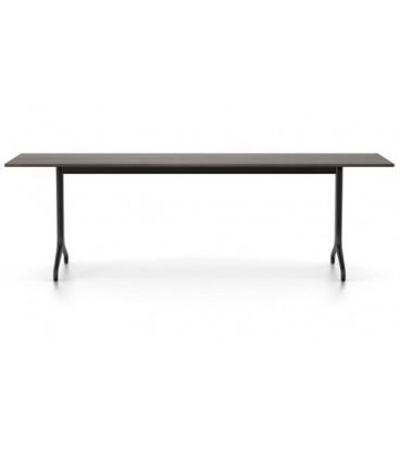Belleville Table. Mesa Rectangular de 2000x800mm