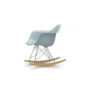 Eames Plastic Armchair RAR. Silla mecedora