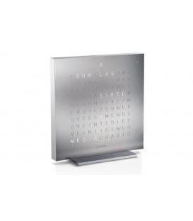Qlocktwo Touch Full Metal 13,5x13,5cm