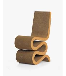 Wiggle Side Chair